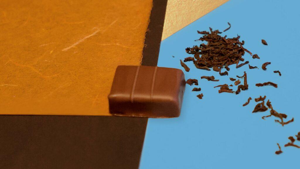 Chocolate Square Case