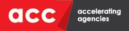 ACC - Accelerating agencies